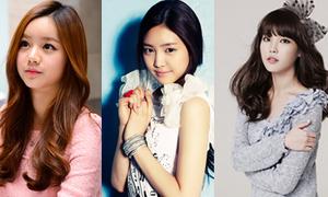 Những sao Hàn vừa bước sang tuổi trưởng thành
