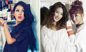 Lee Hyori màu sắc tưng bừng, 4minute trắng muốt