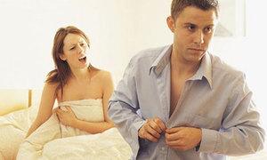 XY tiết dịch cũng có thể mang thai?