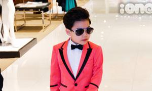 Psy nhí đến Việt Nam lần 2 vào 27/5