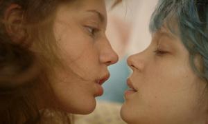 Phim đồng tính nữ Pháp giành Cành cọ vàng
