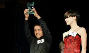Tay kéo Việt nhuộm màu đẹp nhất cuộc thi tóc thế giới