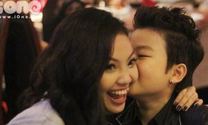 Psy nhí mất nụ hôn đầu tại Việt Nam