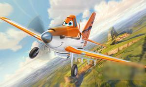 Đội máy bay siêu tốc dễ thương trong 'Planes' 3D