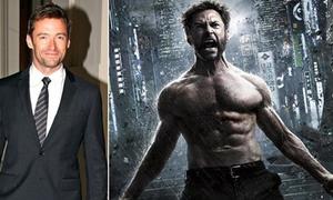 Hugh Jackman ăn uống 'điên cuồng' để được làm 'Người Sói'