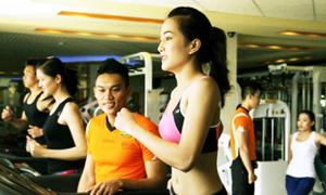 Tập gym đúng cách, thân hình săn chắc