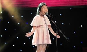 Các 'thiên thần' ở Giọng hát Việt nhí mê tít Thanh Bùi