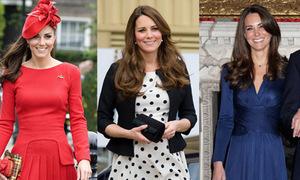 5 mẫu váy cháy hàng 'nhờ vía' công nương Kate