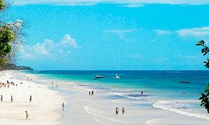11 bãi biển lý tưởng cho mùa hè ở châu Phi