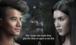Phim kinh dị ăn khách nhất lịch sử Thái tung trích đoạn siêu hài