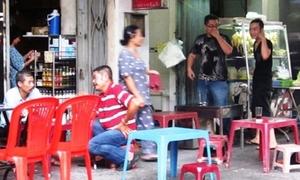 'Chặt chém' khách ở quán vỉa hè Sài Gòn