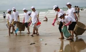 Sinh viên đề xuất giải pháp bảo vệ môi trường biển