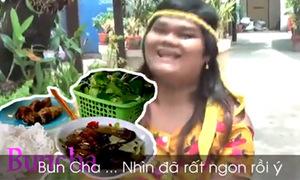 Cô bạn 'gây bão' Happy Polla nói tiếng Việt cảm ơn fan