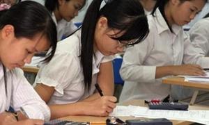 Bộ GD&ĐT sẽ kiểm tra đột xuất phòng thi đại học