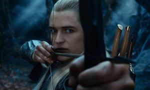Rồng Smaug thức tỉnh trong trailer đầu tiên 'The Hobbit 2'