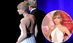 Bản tin: Taylor Swift lộ thân hình 'cò hương' thiếu sức sống