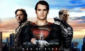 'Man of Steel' đạt doanh thu hơn 2 nghìn tỷ đồng