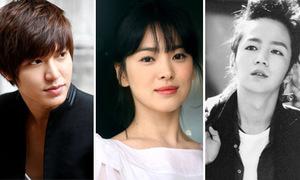 Sao Hàn một thời khởi nghiệp từ nghề người mẫu