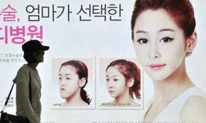 Người Hàn liều mạng vì sắc đẹp