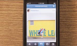 Cười bể bụng với video stop-motion làm từ hơn 1.500 ảnh Instagram