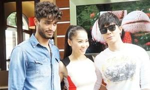 Nathan Lee 'làm mai' bạn Tây cho Thu Minh