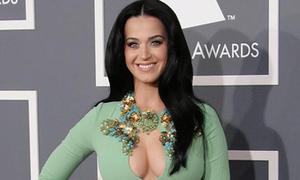 Katy Perry sợ hãi khi phát hành album mới