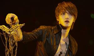 Jae Joong 'hớp hồn' hàng nghìn fan Nhật