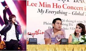Đêm nhạc Lee Min Ho tại Việt Nam 'ngốn' 12 tỷ đồng