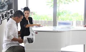 Soi dàn cố vấn Giọng hát Việt năm nay