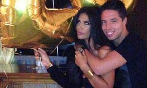 Samir Nasri tổ chức sinh nhật hoành tráng ở Las Vegas