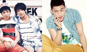 B1A4 cùng 'nhà vua' Yoo Ah In hóa những chàng trai mùa hè