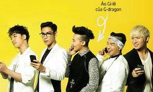 Cơ hội sở hữu 'áo độc' của G-Dragon