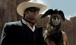 'The Lone Ranger' chưa ra rạp đã bị giới chuyên môn lắc đầu