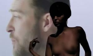 Justin Timberlake gây sốc với video ngập cảnh nude
