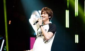 Lee Min Ho làm ca sĩ khiến fan ngất ngây
