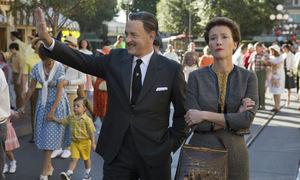Tom Hanks đóng vai Walt Disney trong phim mới