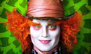 Johnny Depp quyết phục thù với 'Alice In Wonderland 2'