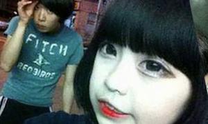 Video: Nữ sinh 15 tuổi makeup quá tay như dọa ma