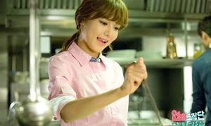 Mix đồ như SooYoung trong 'Trung tâm mai mối'