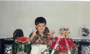 Kim Bum hồi bé khác lạ đến ngỡ ngàng