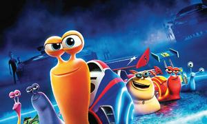 Trích đoạn vui nhộn của 'Turbo - Tay đua siêu tốc'