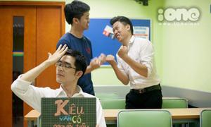 Ảnh tốt nghiệp 'cười té ghế' của sinh viên FPT