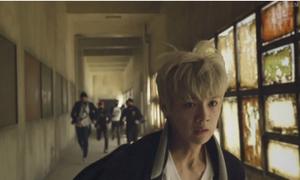 EXO tung MV 'Wolf' với chuyện tình người - sói