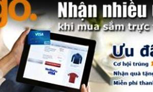 Ưu đãi 49% khi thanh toán bằng Visa qua NgânLượng.vn