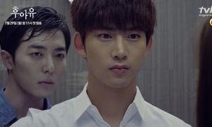 Hồn ma ướt sũng, trắng bệch sau lưng Taec Yeon 2PM
