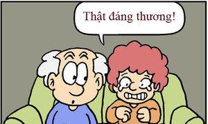 Lão già ngốc nghếch: Người đáng thương