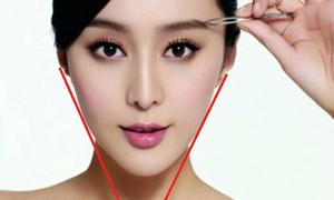 3 mẹo để có gương mặt V-line đúng mốt