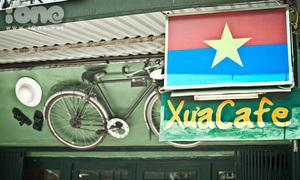 Xưa cafe gợi nhớ Hà Nội ngày kháng chiến