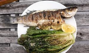 Cuối tuần làm cá nướng chanh đặc biệt