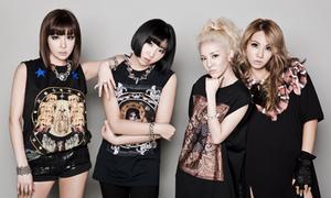2NE1 không sợ 'lời nguyền tan rã'